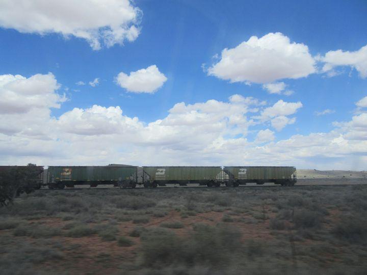 Railroad Cars - My Evil Twin