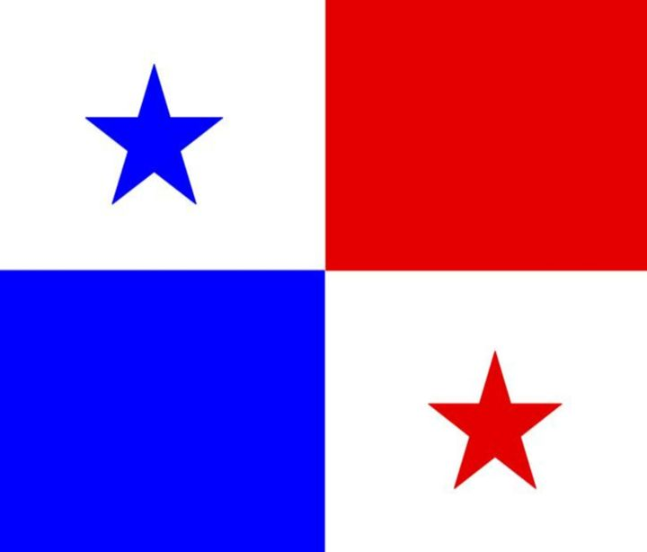 Panama Flag - My Evil Twin