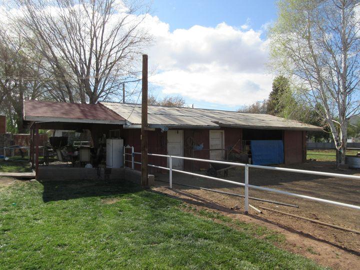 A Mormon Barn - My Evil Twin