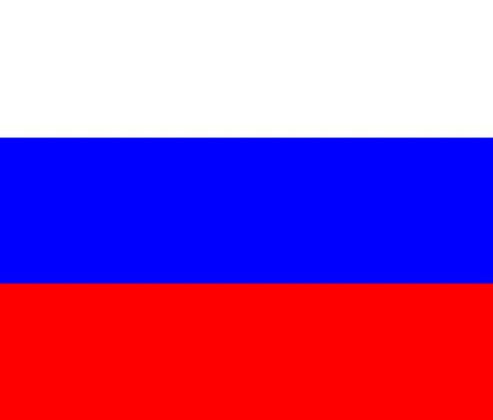Russia Flag - My Evil Twin