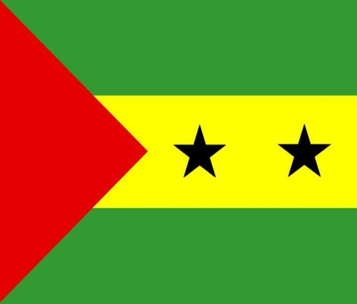 Sao Tome & Principe Flag - My Evil Twin