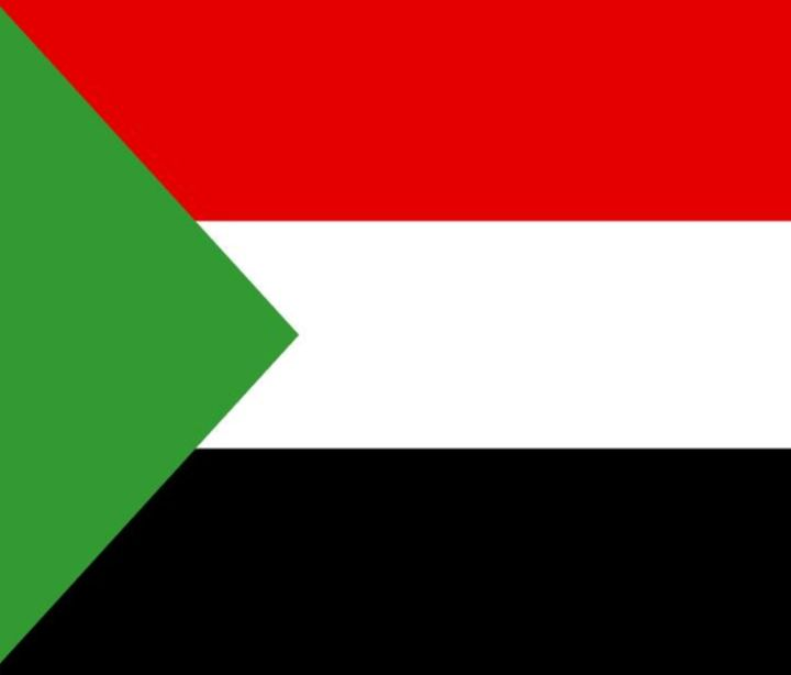 Sudan Flag - My Evil Twin