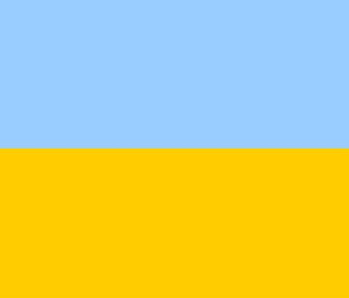 Ukraine Flag - My Evil Twin
