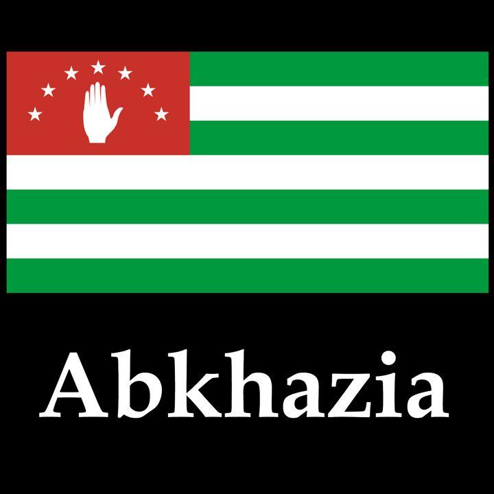 Abkhazia Flag - My Evil Twin