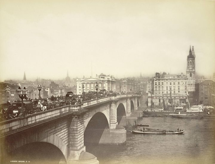 London Bridge- Historical - My Evil Twin