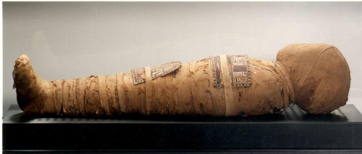 The Mummy - My Evil Twin