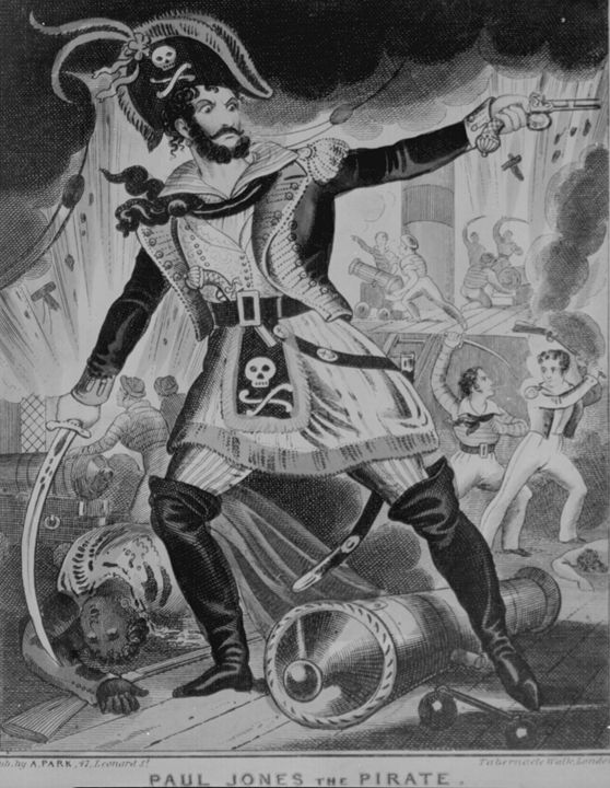 Paul Jones The Pirate - My Evil Twin