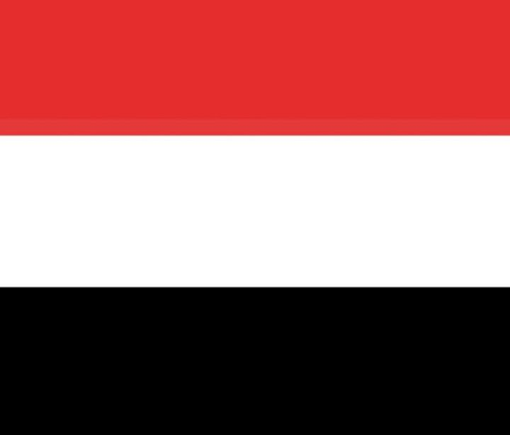 Yemen Flag - My Evil Twin