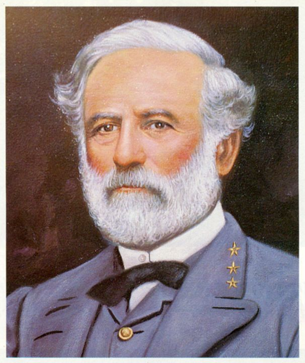Gen. Robert E. Lee - My Evil Twin