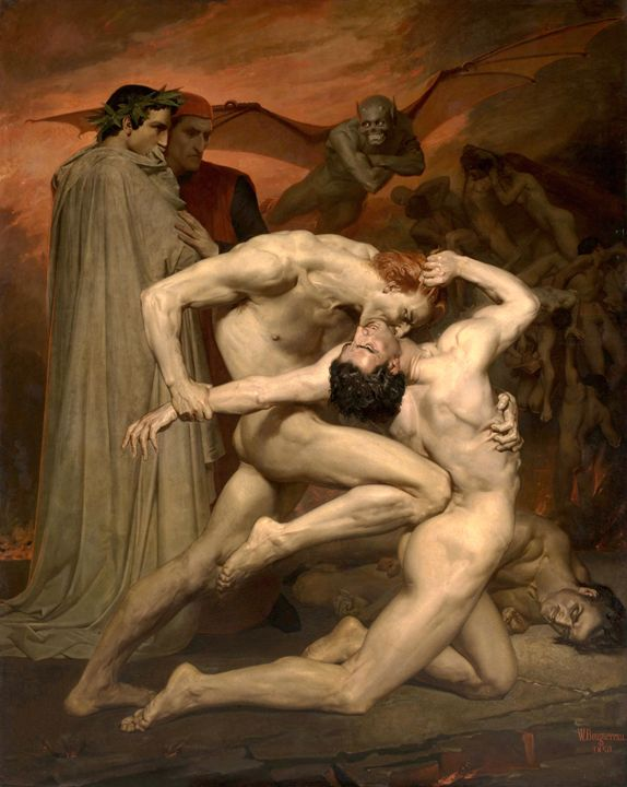 Dante And Virgil - My Evil Twin