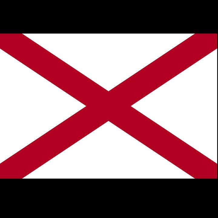 Alabama Flag - My Evil Twin