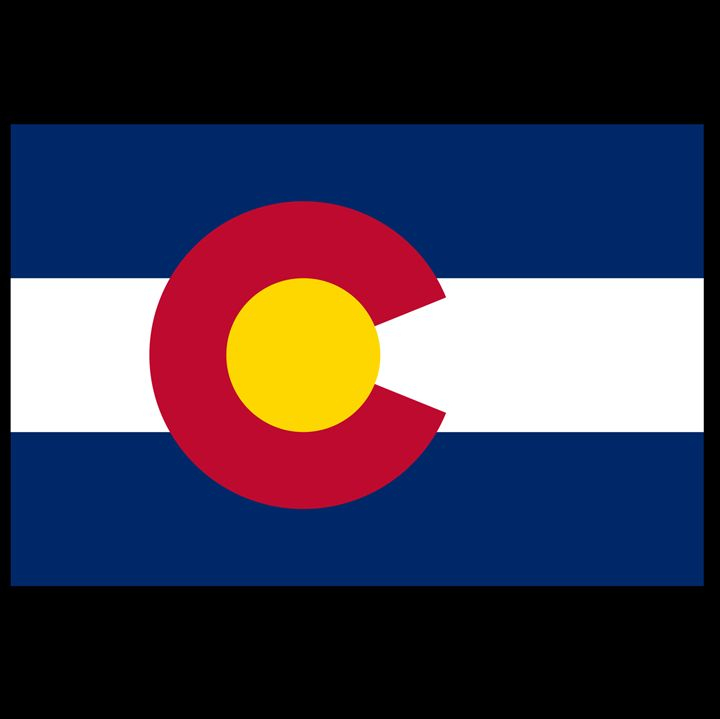 Colorado Flag - My Evil Twin