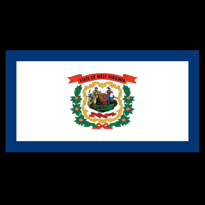 West Virginia Flag - My Evil Twin