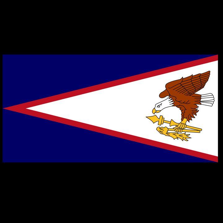 American Samoa Flag - My Evil Twin