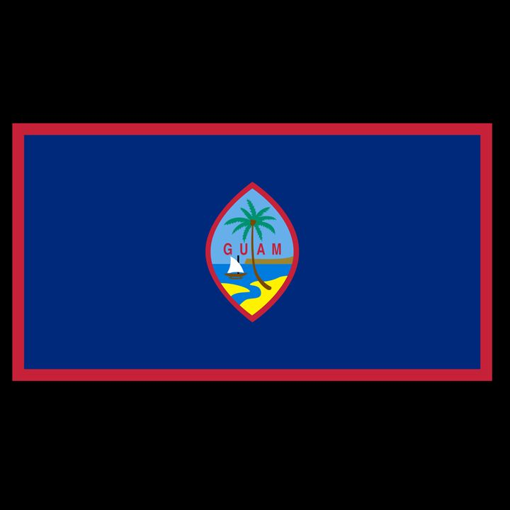 Guam Flag - My Evil Twin