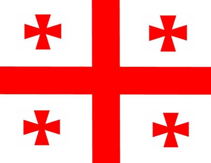 Georgia Flag - My Evil Twin