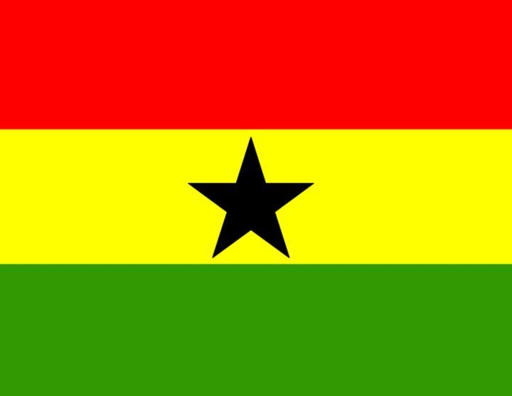 Ghana Flag - My Evil Twin