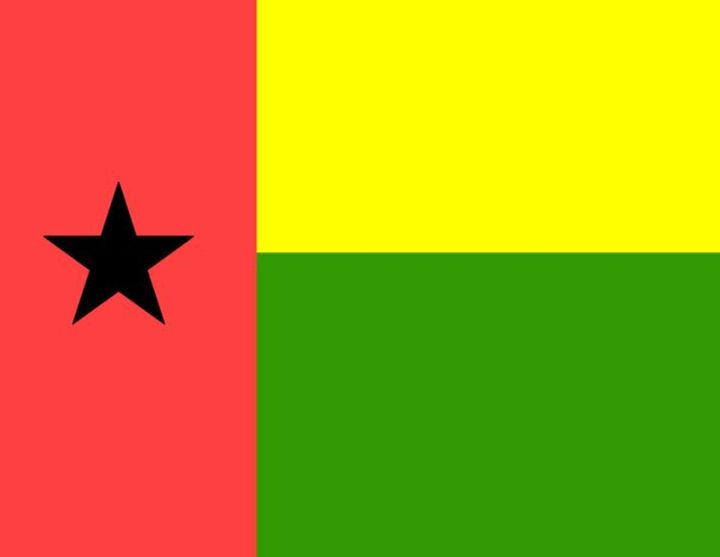 Guinea-Bissau Flag - My Evil Twin