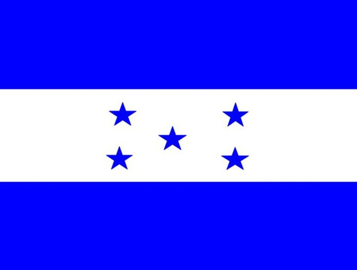Honduras Flag - My Evil Twin