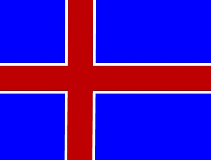 Iceland Flag - My Evil Twin