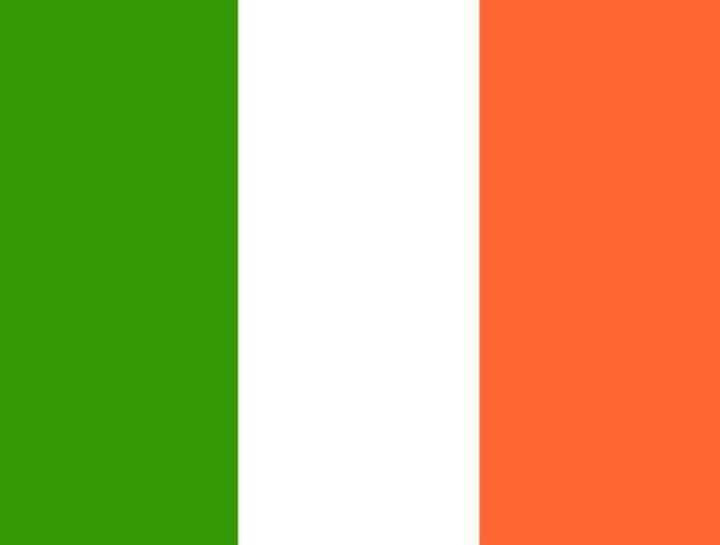 Ireland Flag - My Evil Twin
