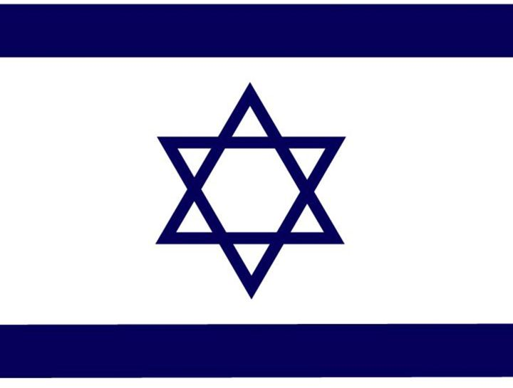 Israel Flag - My Evil Twin