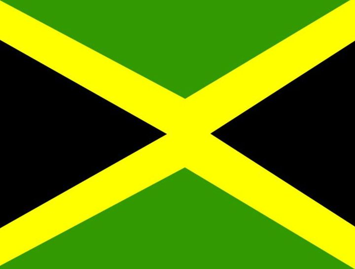 Jamaica Flag - My Evil Twin