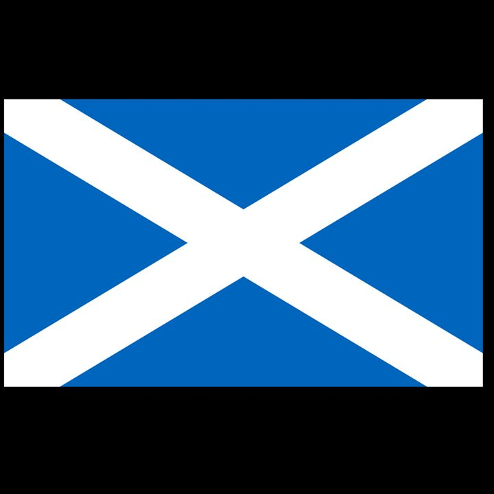 Scotland Flag - My Evil Twin