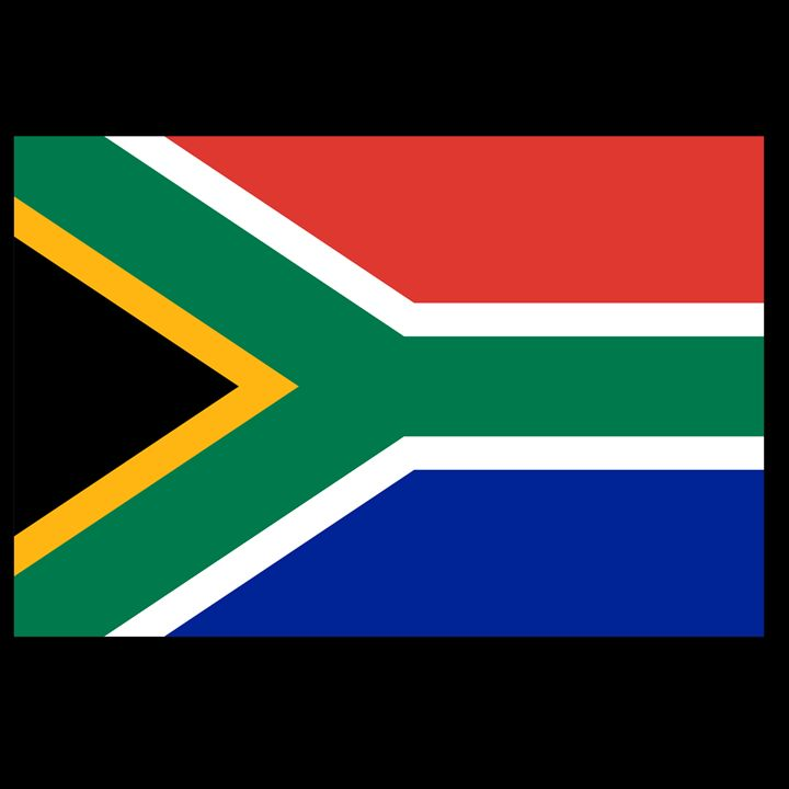 South Africa Flag - My Evil Twin