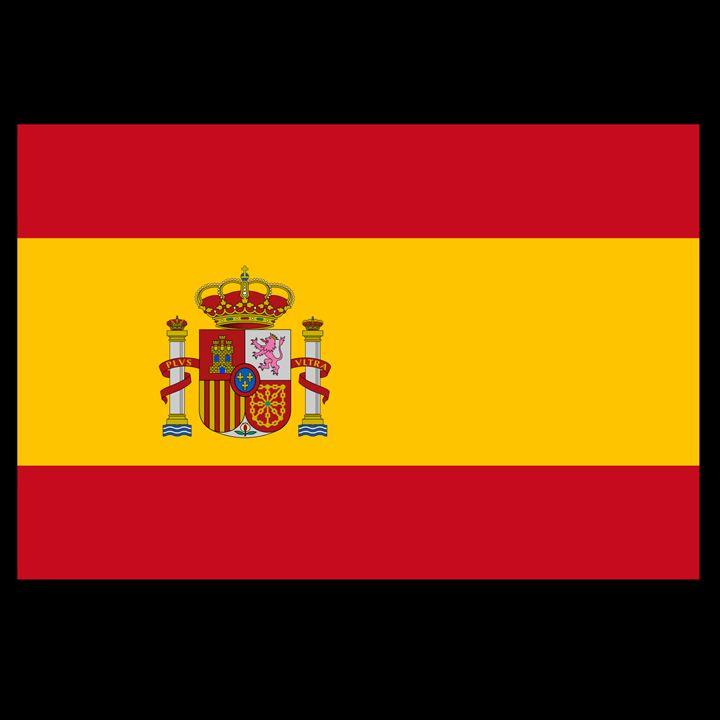 Spain Flag - My Evil Twin