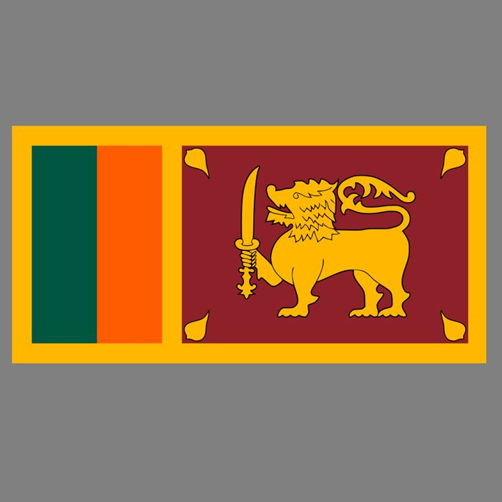 Sri Lanka Flag - My Evil Twin