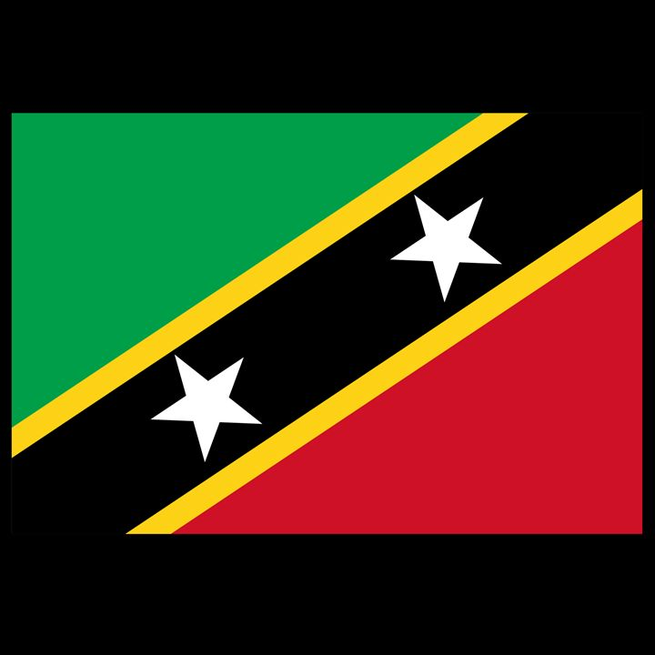 St. Kitts And Nevis Flag - My Evil Twin