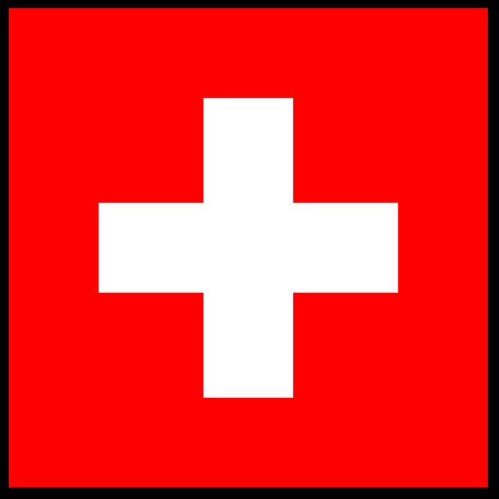 Switzerland Flag - My Evil Twin