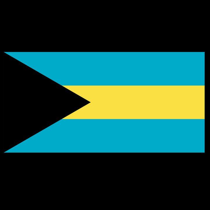 Bahamas Flag - My Evil Twin