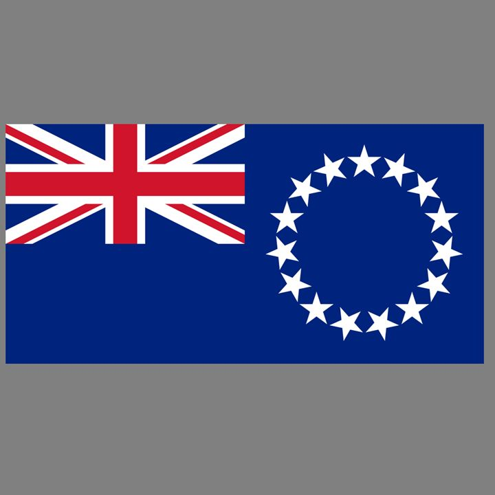 Cook Islands Flag - My Evil Twin