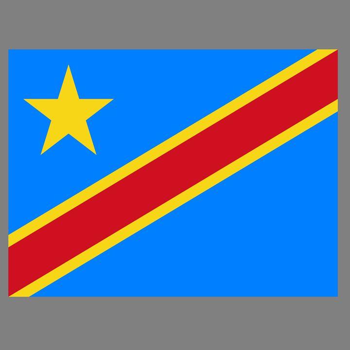 Democratic Republic Of Congo Flag - My Evil Twin