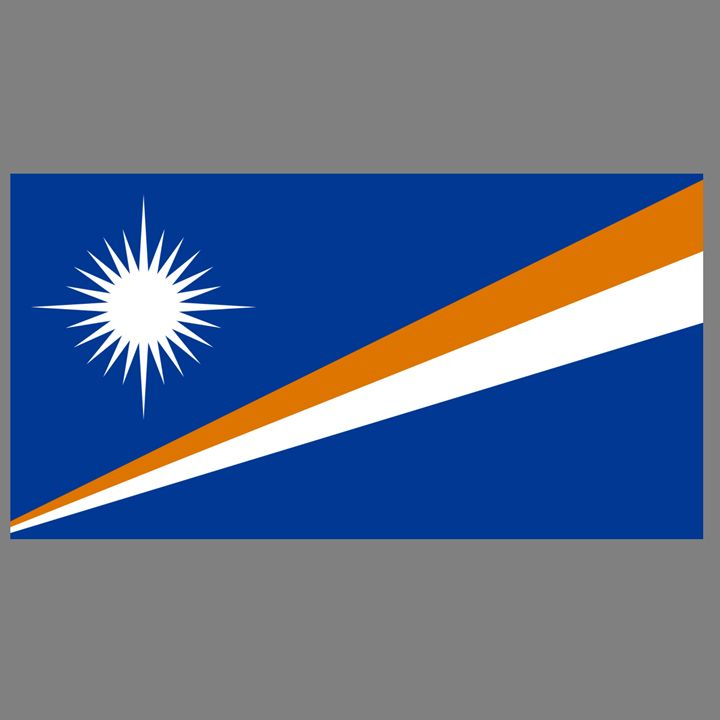 Marshall Islands Flag - My Evil Twin