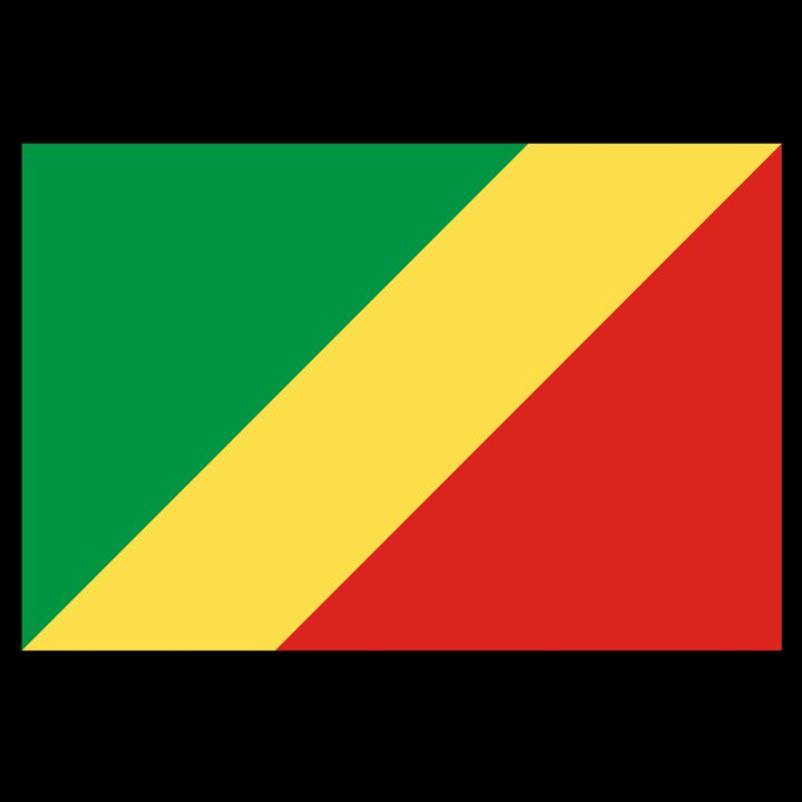Republic Of The Congo Flag - My Evil Twin