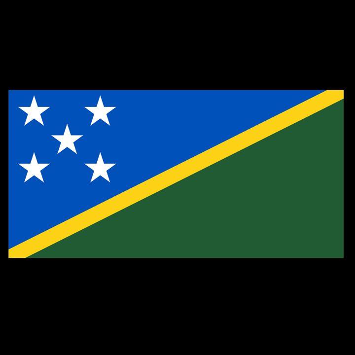Solomon Islands Flag - My Evil Twin