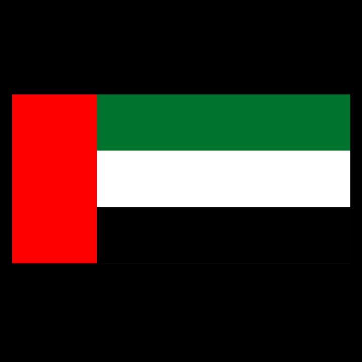 United Arab Emirates Flag - My Evil Twin
