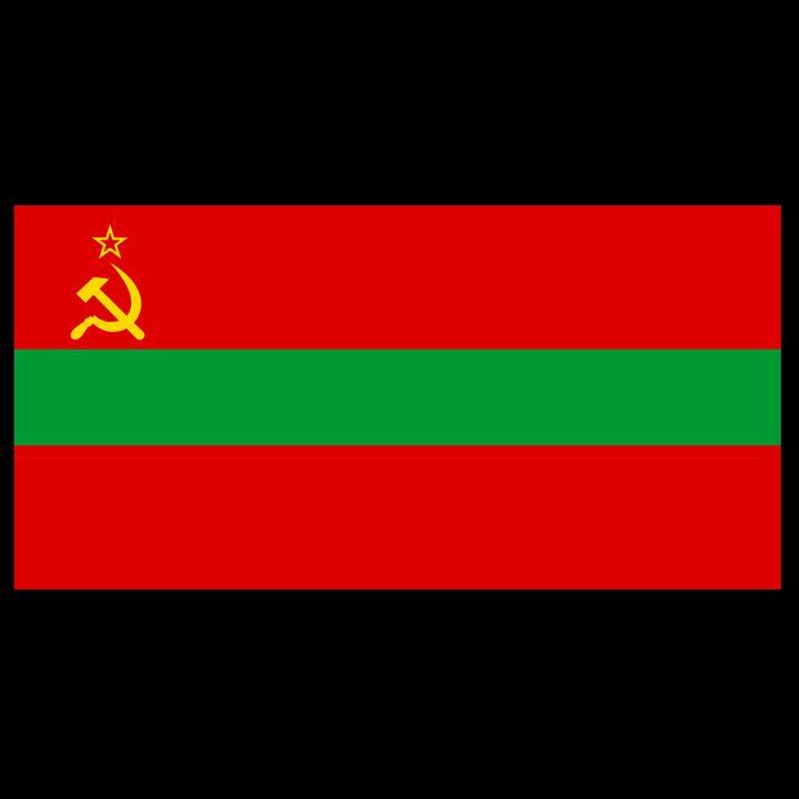 Transnistria Flag - My Evil Twin