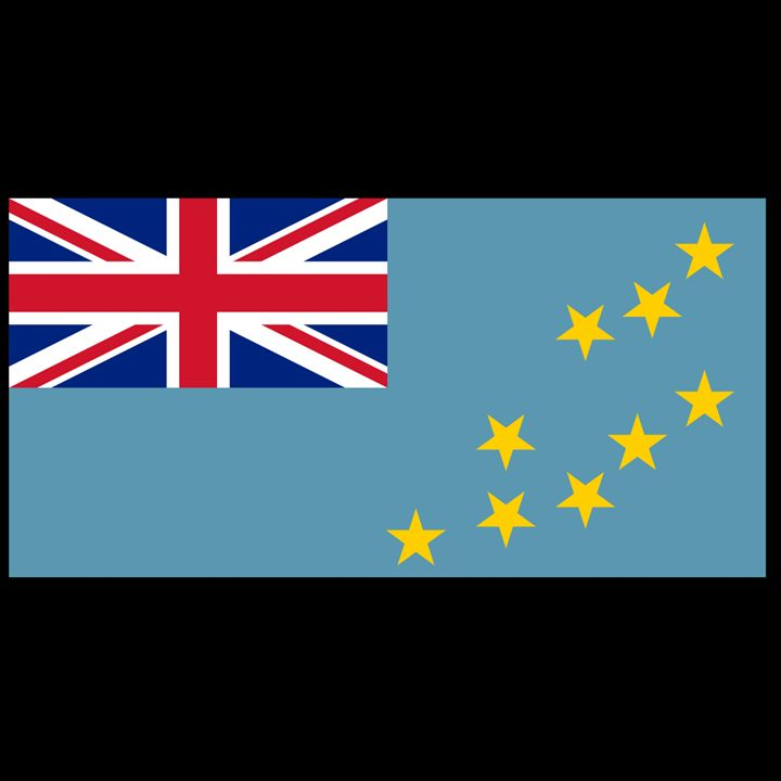 Tuvalu Flag - My Evil Twin