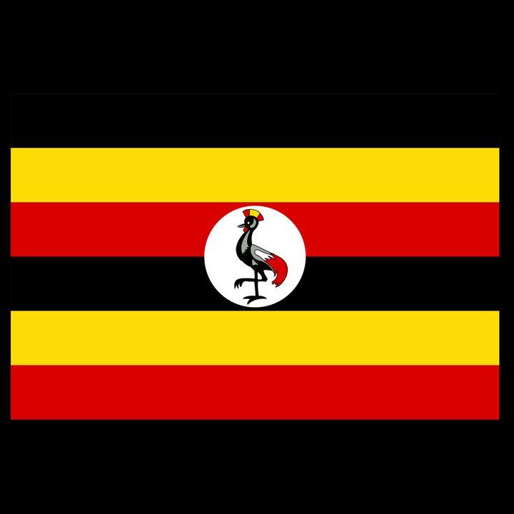 Uganda Flag - My Evil Twin