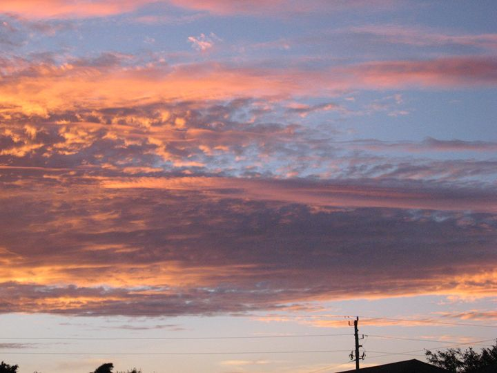 Gulf Coast Sunrise - My Evil Twin