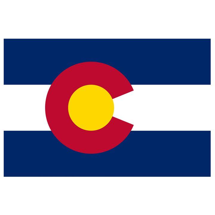 Colorado Flag - My Evil Twin