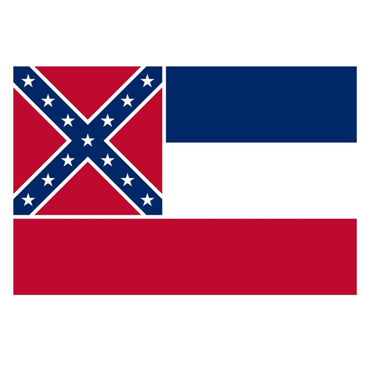 Mississippi Flag - My Evil Twin