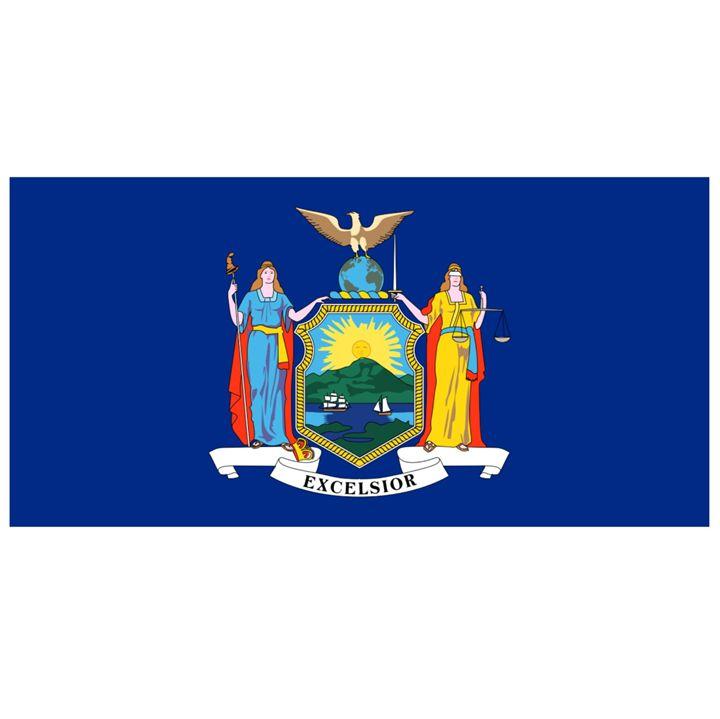 New York Flag - My Evil Twin