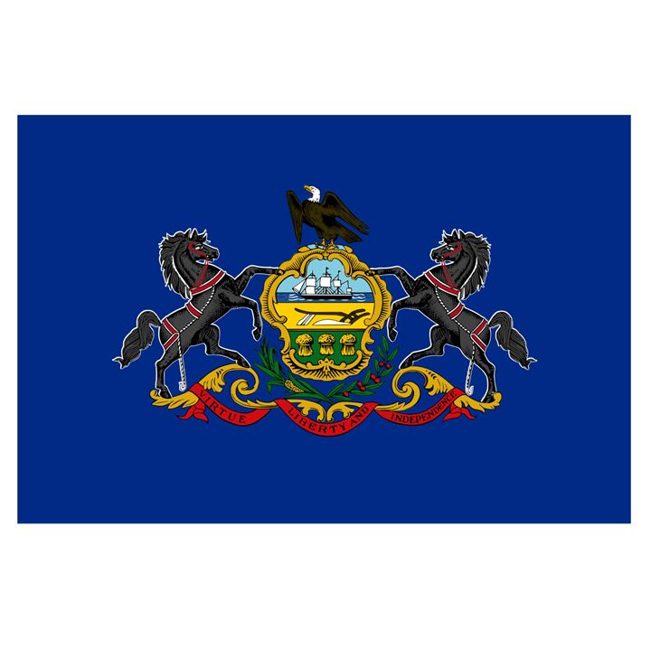 Pennsylvania Flag - My Evil Twin