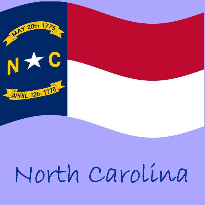 North Carolina Flag - My Evil Twin