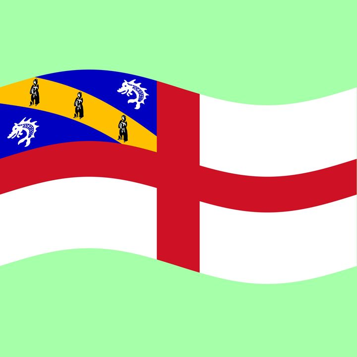 Herm Flag - My Evil Twin